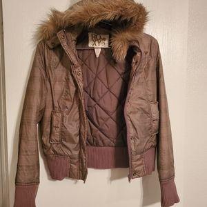 Roxy puffer jacket